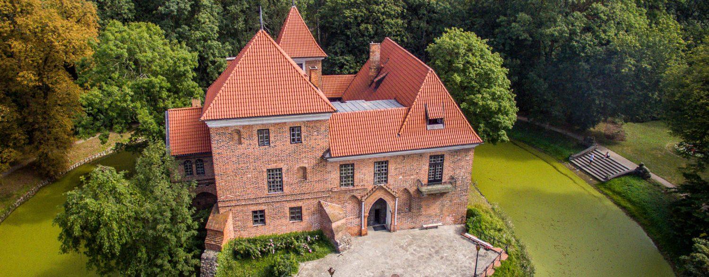 Muzeum – Zamek w Oporowie